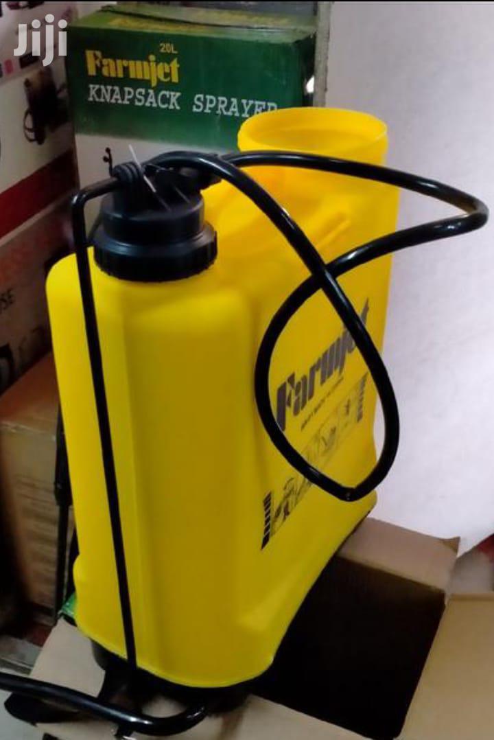 Knapsack Sprayer Manual