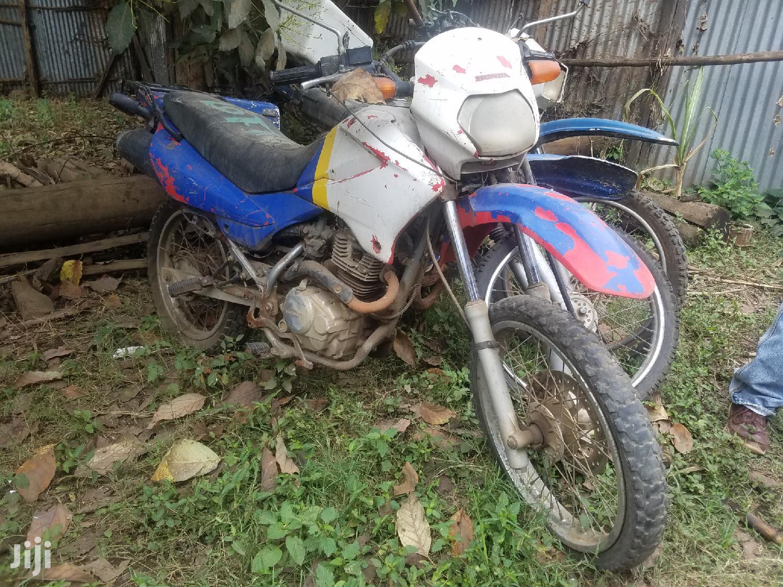 Yamaha 2009 White