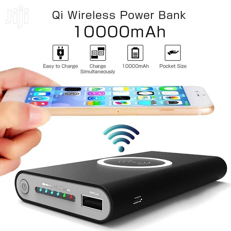 10000mah Powerbank and QI Wireless Powerbank Cheap