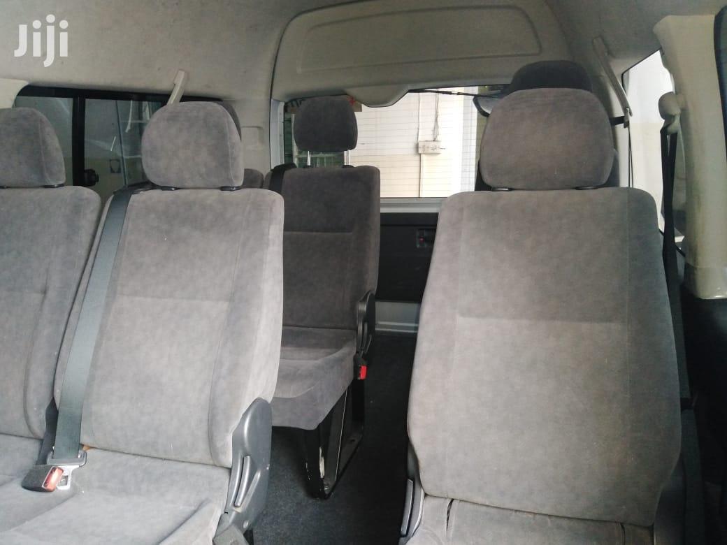 Toyota Hiace 9L 2014 | Buses & Microbuses for sale in Mvita, Mombasa, Kenya