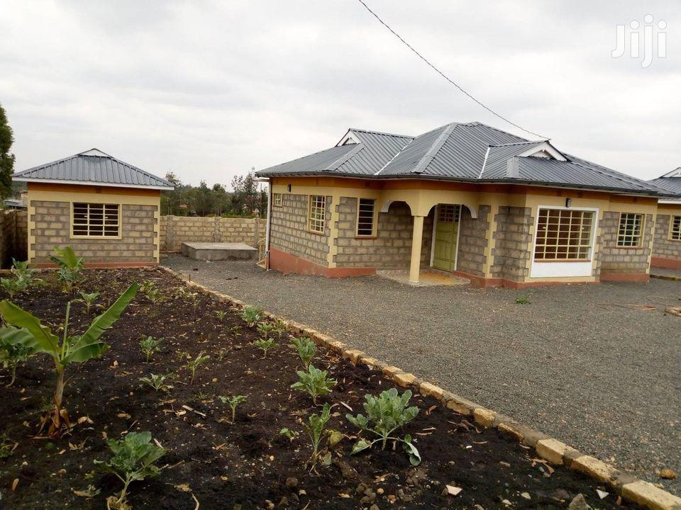Spacious Three Bedrooms Bungalow In Ongata Rongai To Rent