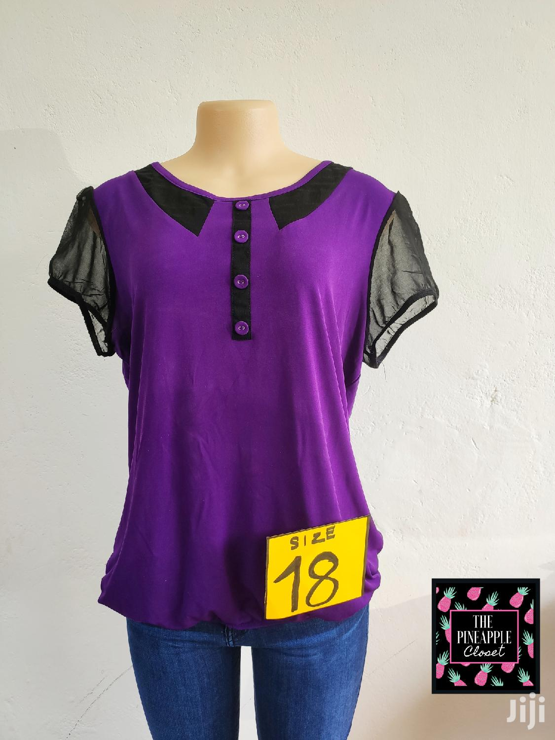 Ladies' Tops And Blouses | Clothing for sale in Ziwa la Ng'ombe , Mombasa, Kenya