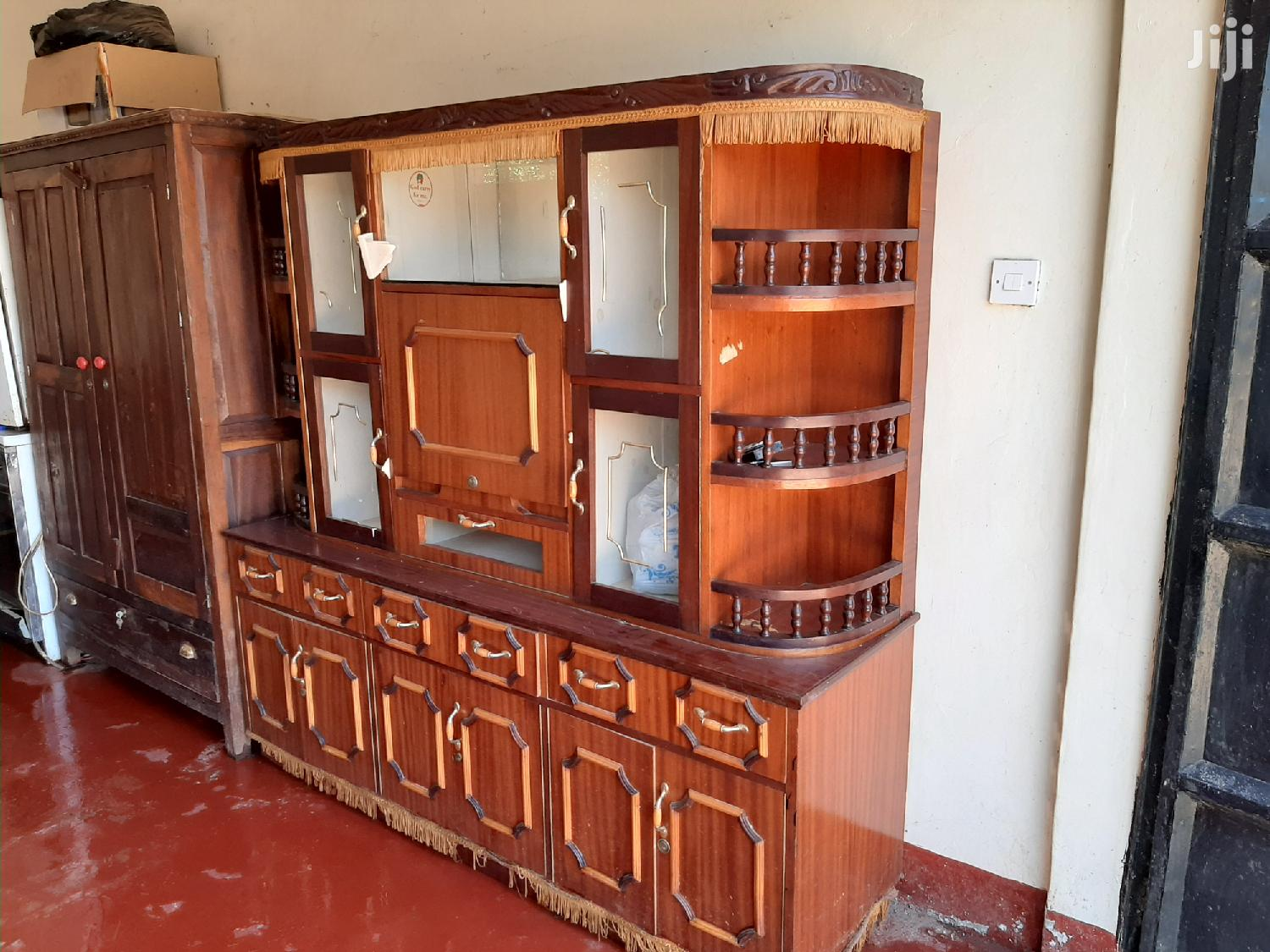 Wardrobe And Wall Unit On Sale