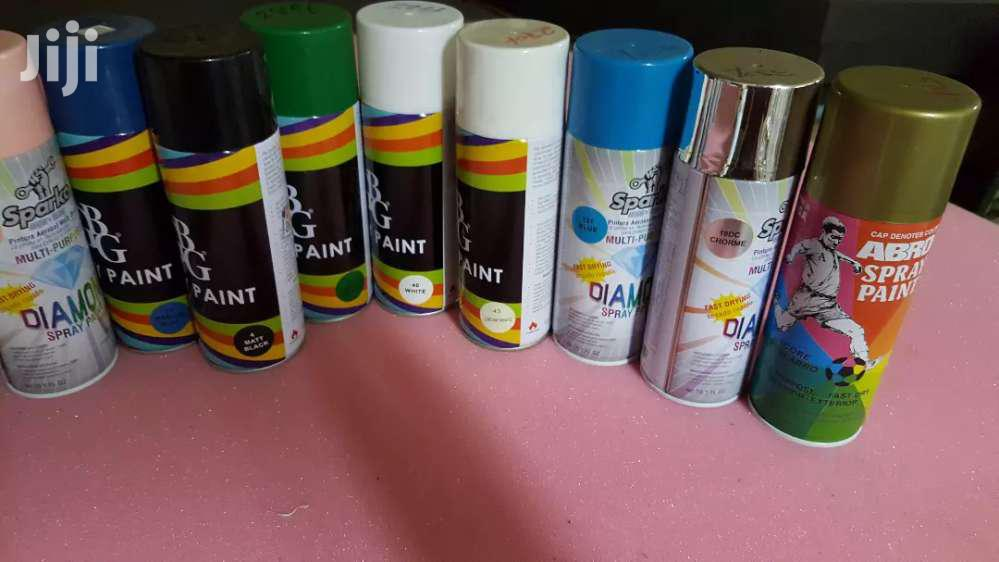 Clearance Sale Spray Paints Cans (Read Info)