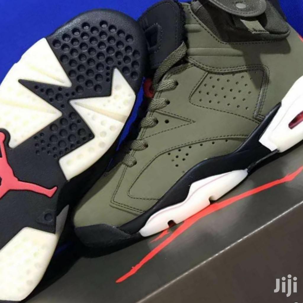 Air Jordan 6 Cactus Jack Sneakers | Shoes for sale in Nairobi Central, Nairobi, Kenya
