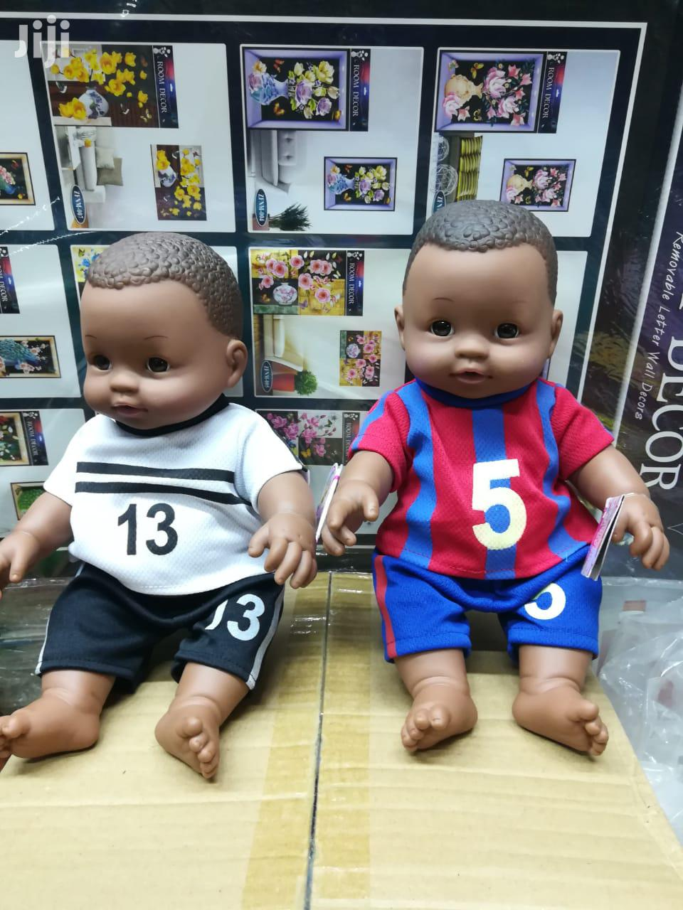 African Musical Dolls