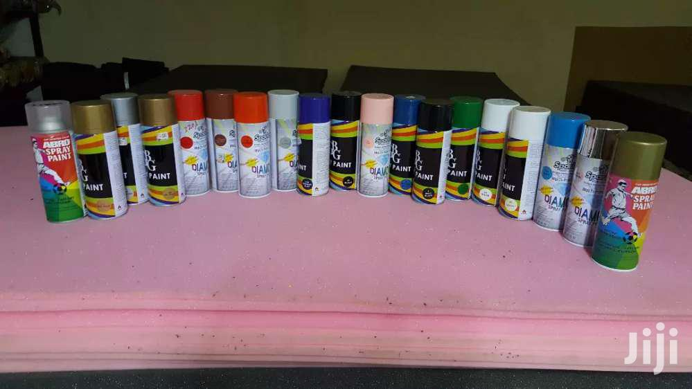 Clearance Sale Spray Paints Cans (Read Info) | Arts & Crafts for sale in Nairobi Central, Nairobi, Kenya
