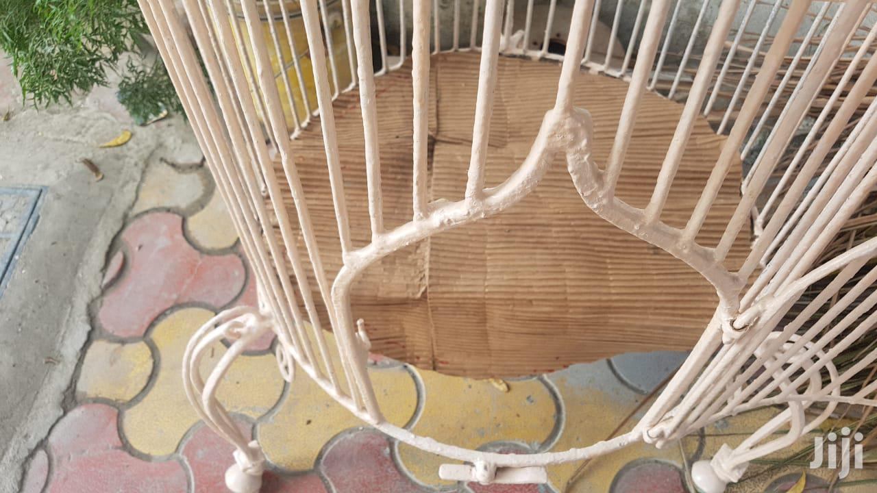 Bird Cage With Detachable Head 10% Off