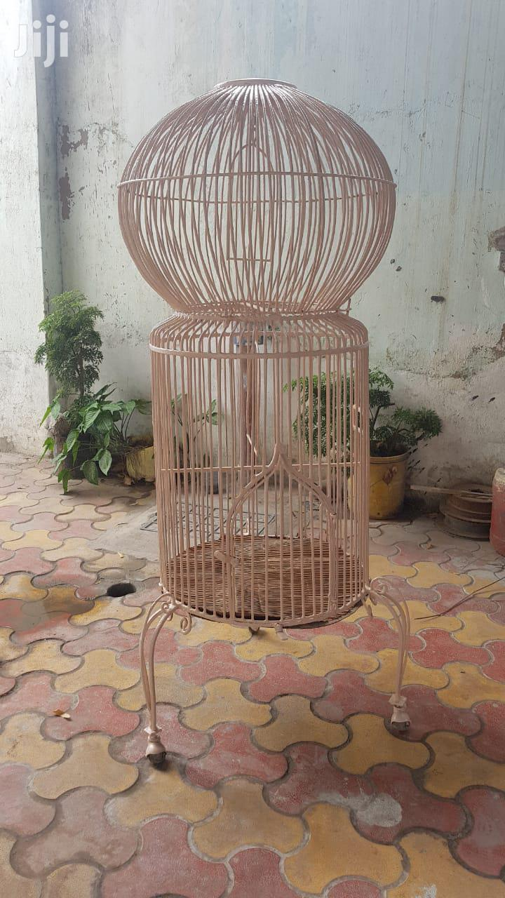 Bird Cage With Detachable Head 10% Off | Pet's Accessories for sale in Tudor, Mombasa, Kenya