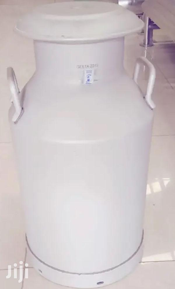50ltr Milk Cans- Aluminium
