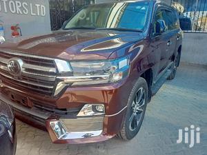 Toyota Land Cruiser 2015 Red   Cars for sale in Mombasa, Mvita