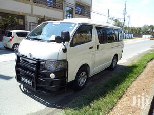 Toyota Hiace, 2013 Model, 2000cc, Petrol, Auto, Tour Van | Buses & Microbuses for sale in Mombasa, Kizingo