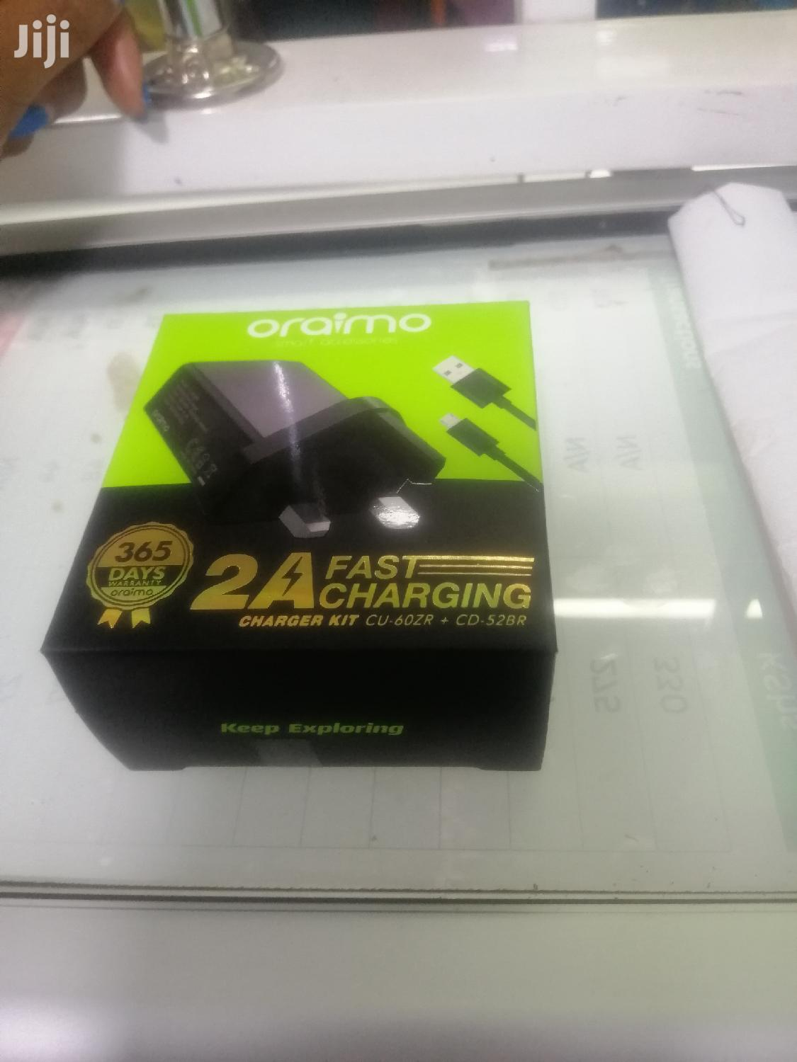 Archive: Original Oraimo Fast Charger