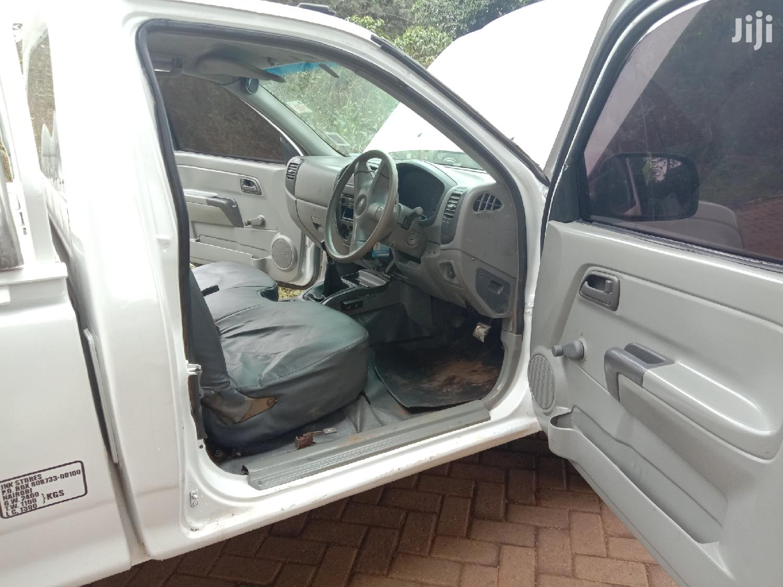 Isuzu D-MAX 2008 White | Cars for sale in Township E, Kiambu, Kenya