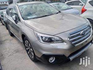 Subaru Outback 2015 Gold | Cars for sale in Mombasa, Mvita