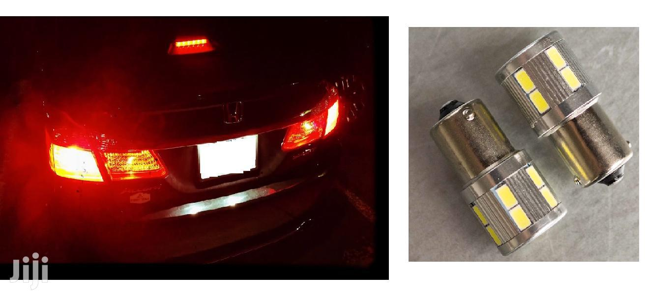 Blinking LED Breaklight Bulbs: For Toyota/Subaru/Nissan/Honda/Mazda