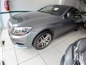 Mercedes-Benz S Class 2013 Gray | Cars for sale in Mombasa, Mvita