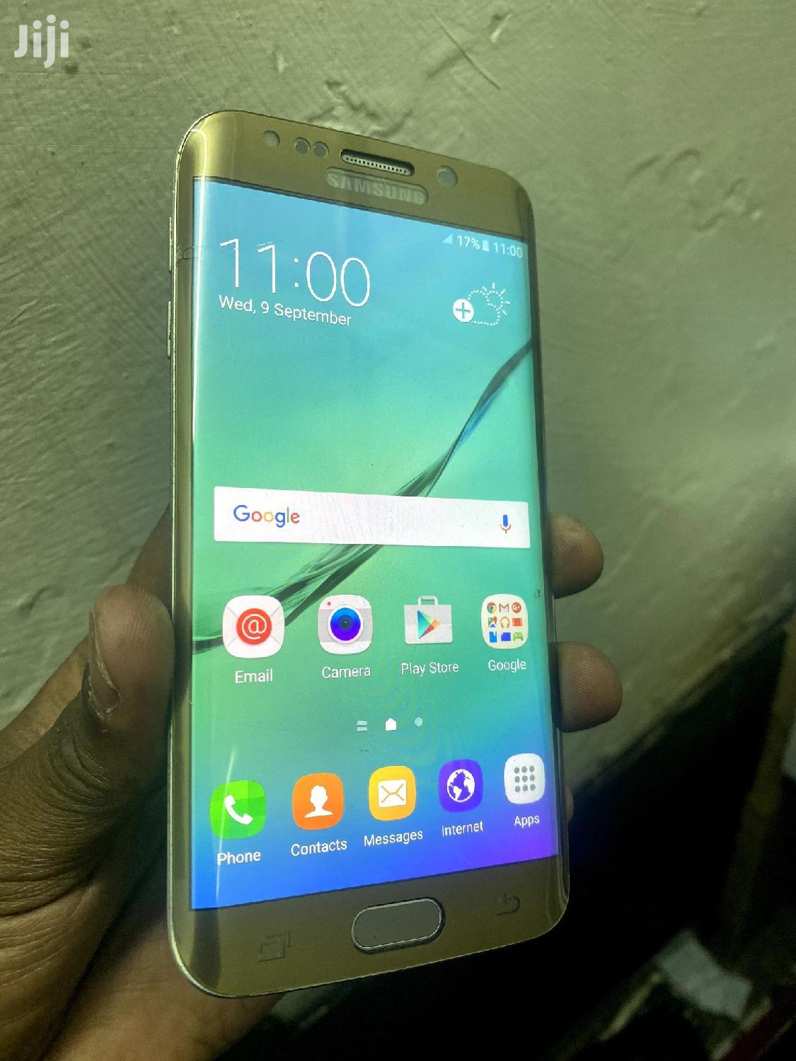 Samsung Galaxy S6 edge 32 GB Gold | Mobile Phones for sale in Nairobi Central, Nairobi, Kenya