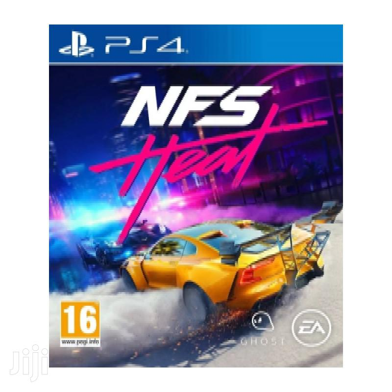 Need For Speed { Nfs Heat } Ps4 Game