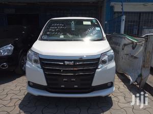 Toyota Noah 2014 White | Cars for sale in Mombasa, Mvita