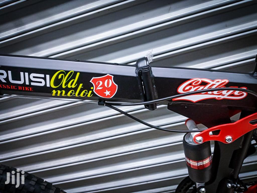 29''er Paruisi Foldable With Dual Suspension | Sports Equipment for sale in Nairobi Central, Nairobi, Kenya
