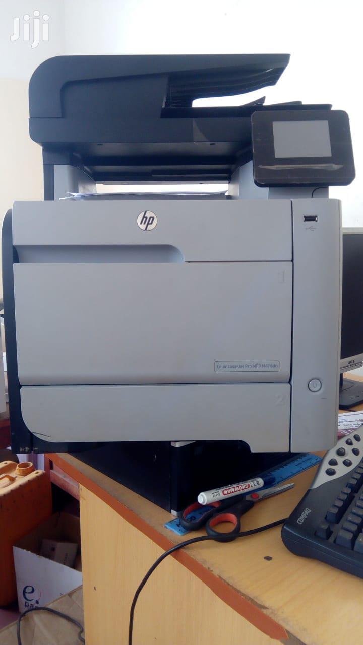 Archive: Hp Color Printer M476dn