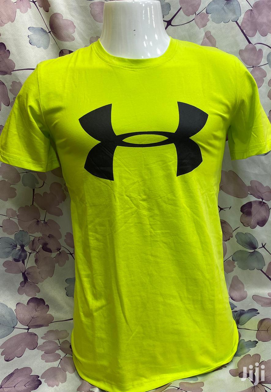 Underamor Simple Tshirts   Clothing for sale in Nairobi Central, Nairobi, Kenya