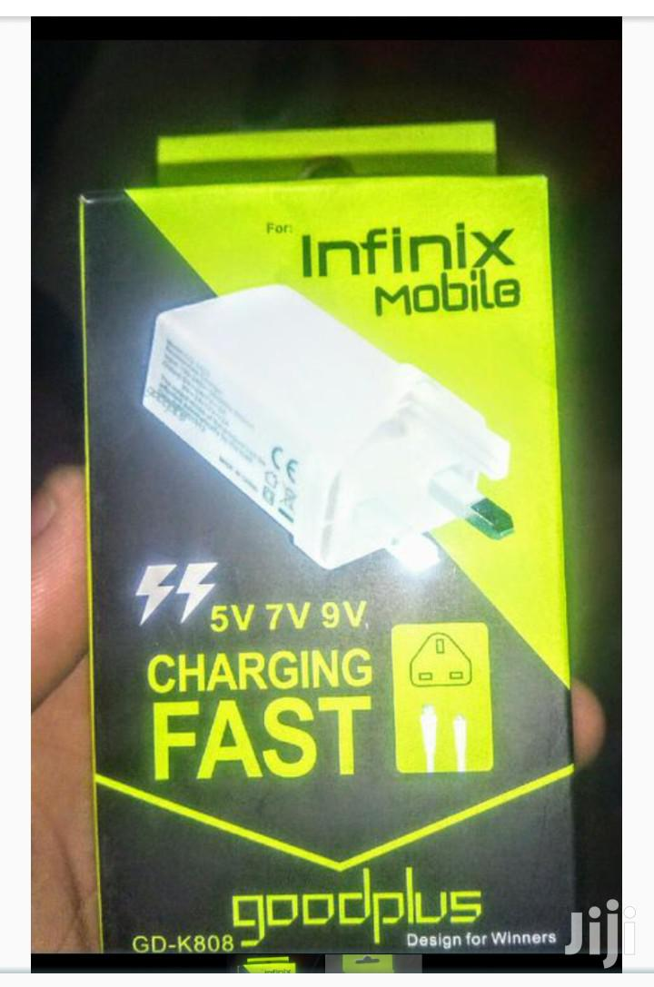 Infinix Charger | Accessories for Mobile Phones & Tablets for sale in Nairobi Central, Nairobi, Kenya