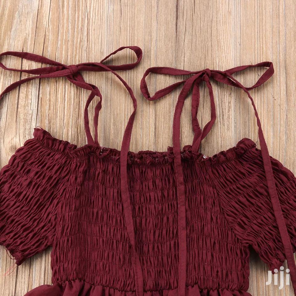 Archive: Off Shoulder Dress