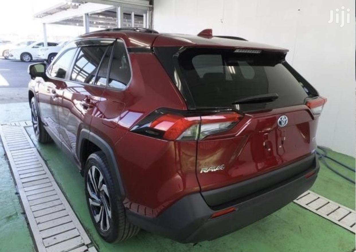 Toyota RAV4 2019 XLE Premium AWD Red | Cars for sale in Nairobi Central, Nairobi, Kenya