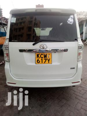 Toyota Voxy 2012 White | Cars for sale in Mombasa, Kisauni