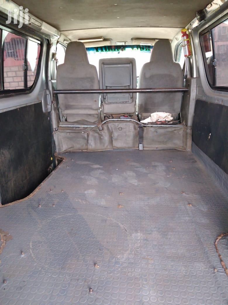 Toyota Hiace 2009 Gray | Buses & Microbuses for sale in Ruiru, Kiambu, Kenya