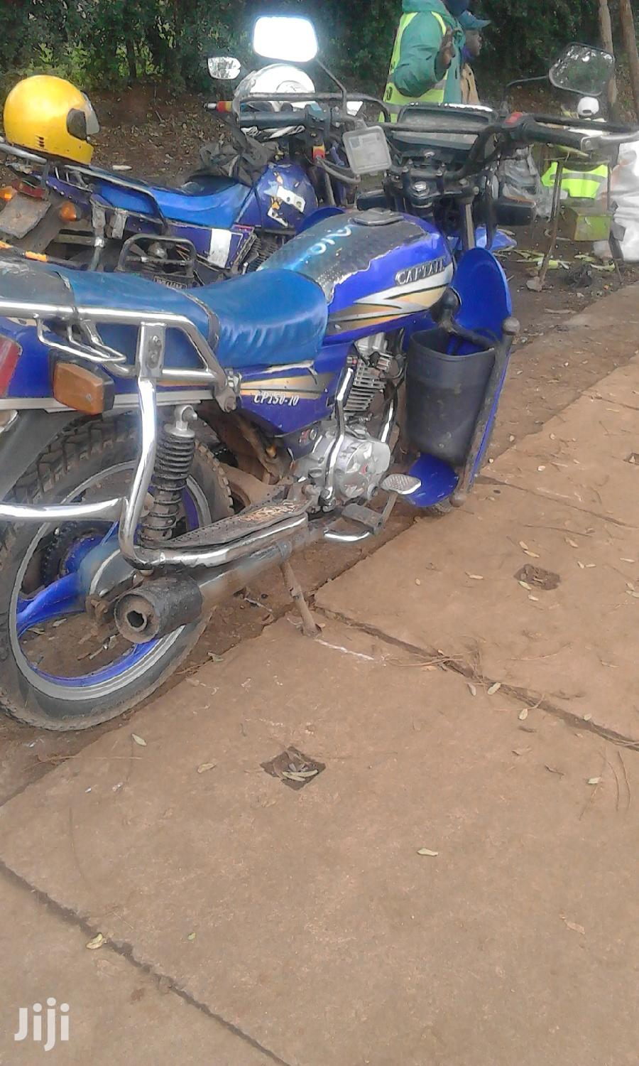 Captain CP175 2017 Blue | Motorcycles & Scooters for sale in Ngara, Nairobi, Kenya
