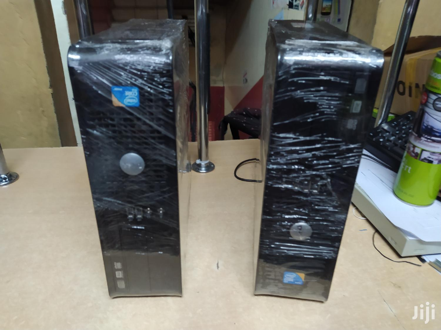 New Desktop Computer Dell 2GB Intel Core 2 Duo HDD 250GB | Laptops & Computers for sale in Nairobi Central, Nairobi, Kenya