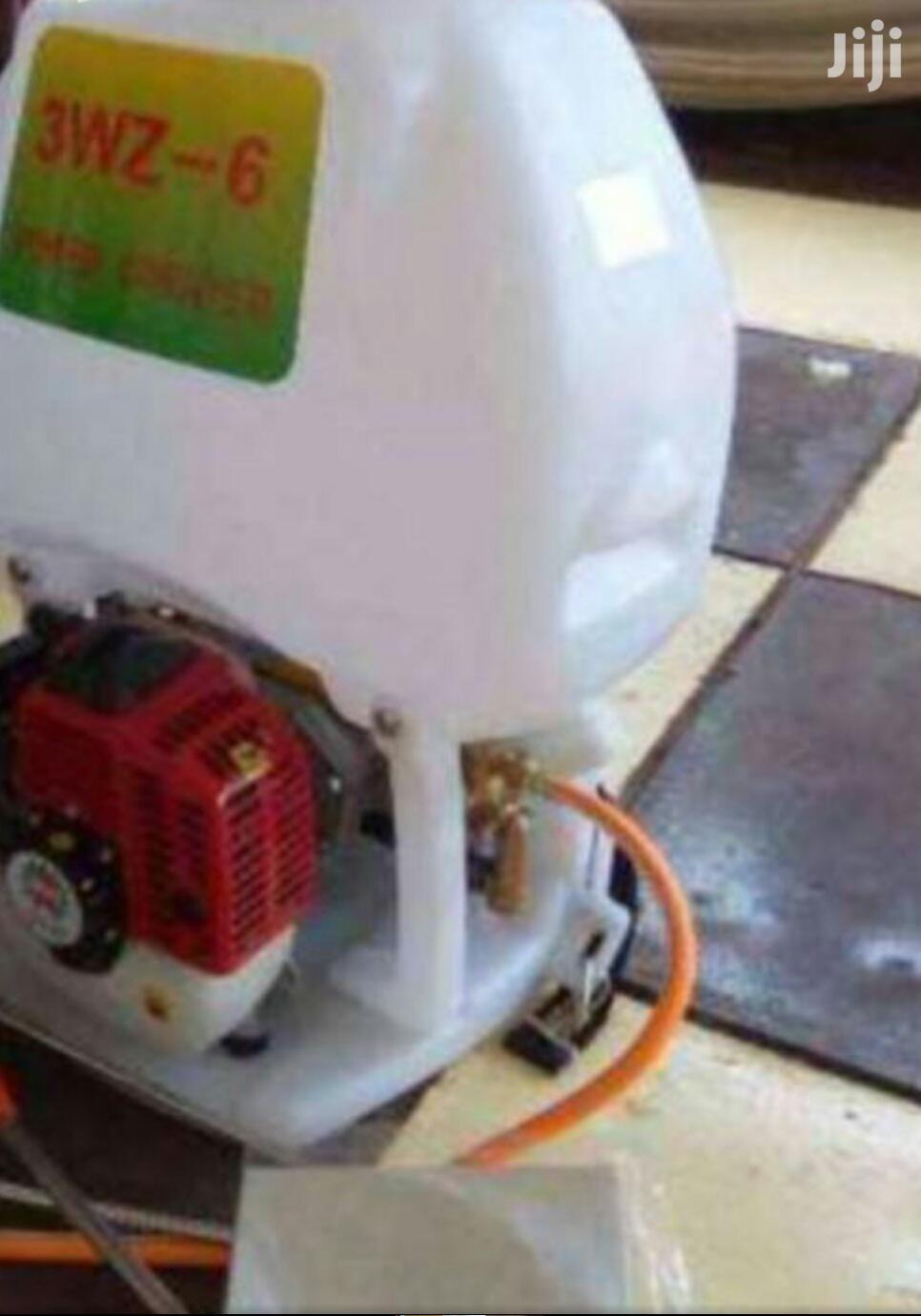 Knalsack Sprayer Petrol Powered