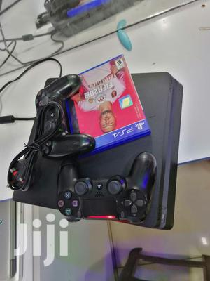 Ps4 Console With 2 Pad Controllers With Fifa 20 | Video Game Consoles for sale in Nairobi, Nairobi Central