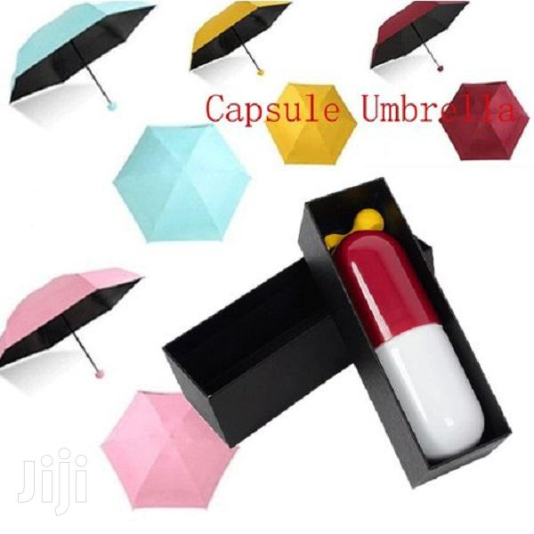1pc Capsule Umbrella With Pill Package | Clothing Accessories for sale in Nairobi Central, Nairobi, Kenya