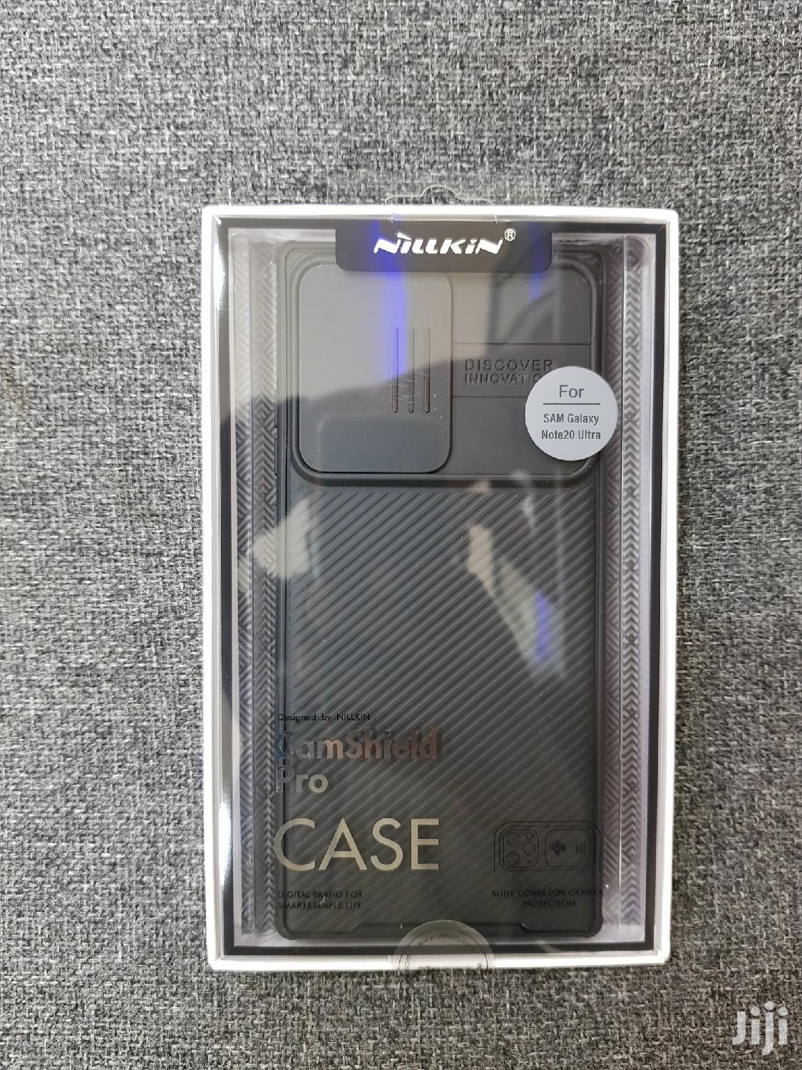 Archive: Nillkin Camshield Case for Samsung Galaxy Note 20 Ultra