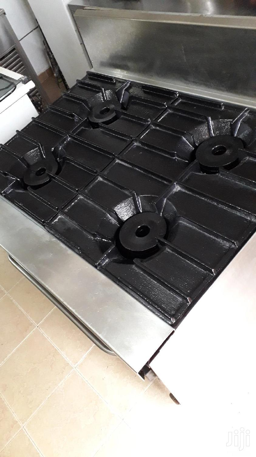 Commercial Gas Cooker With Gas Oven. Vulcan Made In Italy | Restaurant & Catering Equipment for sale in Karen, Nairobi, Kenya