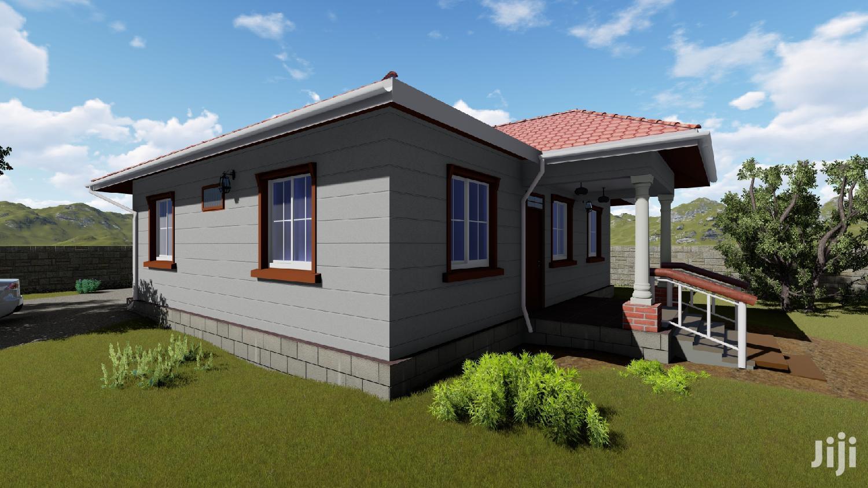 2 Bedrooms House Plan | Building & Trades Services for sale in Mvita, Mombasa, Kenya