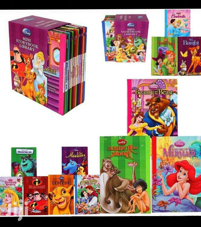 Story Books Library 12 Pieces