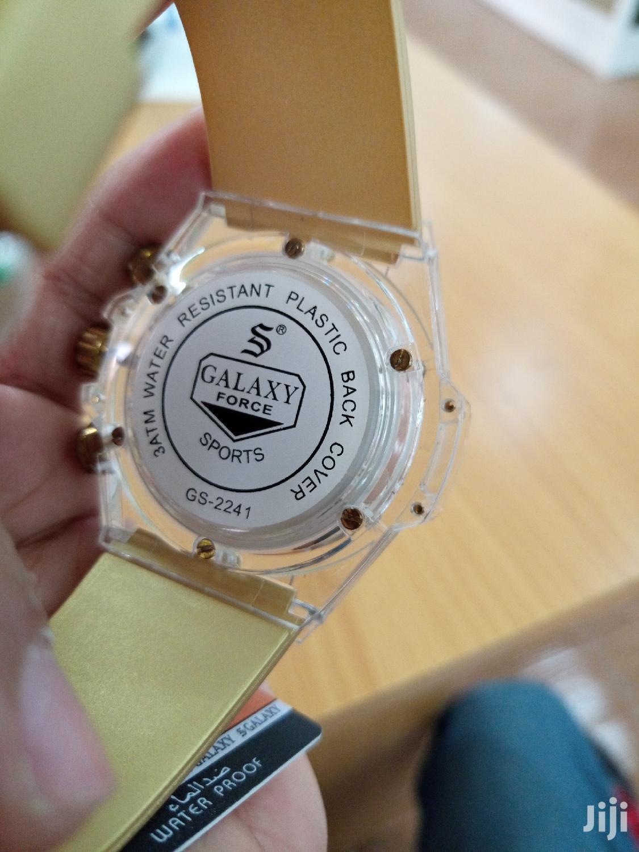 Galaxy Force Sport Watch Hublot Design | Watches for sale in Mvita, Mombasa, Kenya