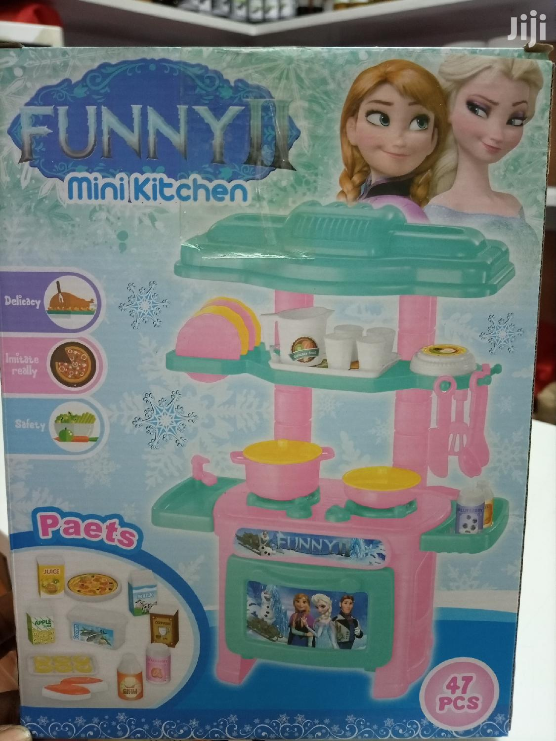 Archive: 47 Pcs Kitchen Set