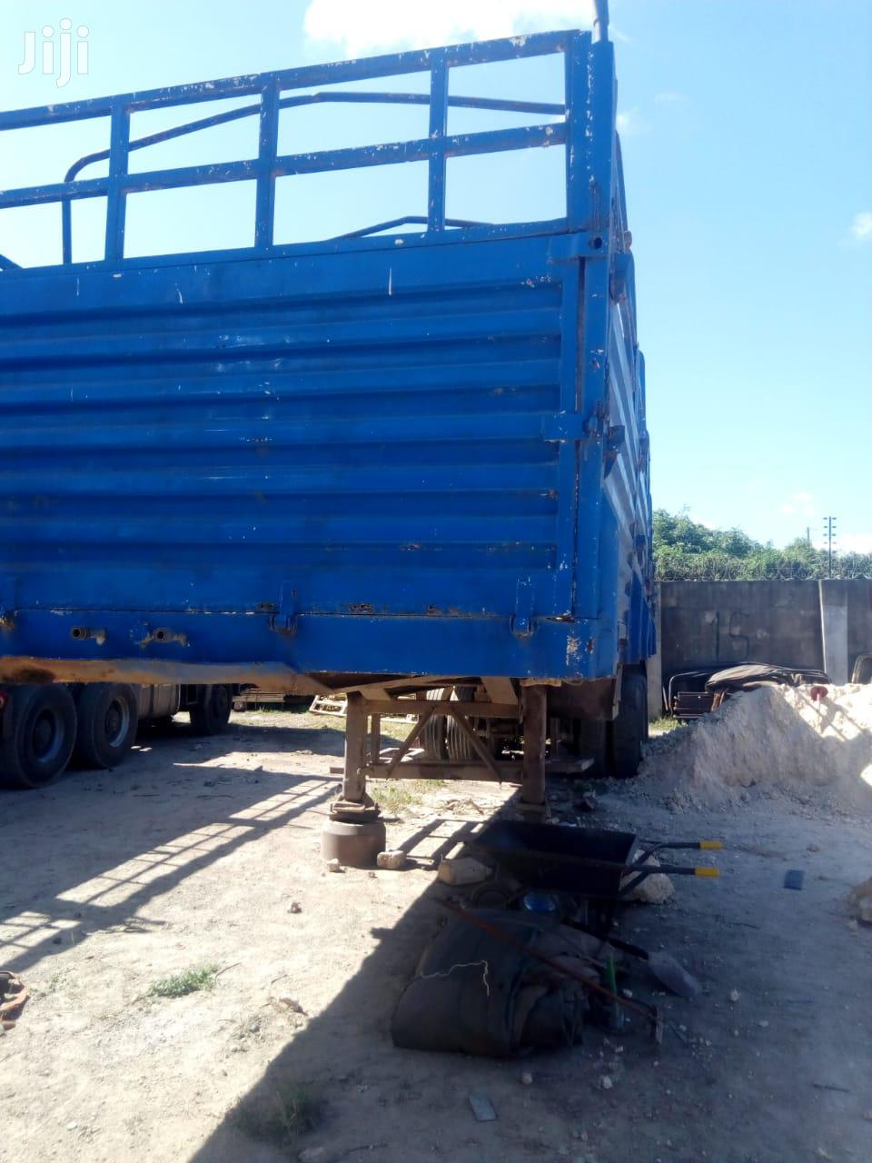 Bhachu ZC Highsided Trailer in Good Condition