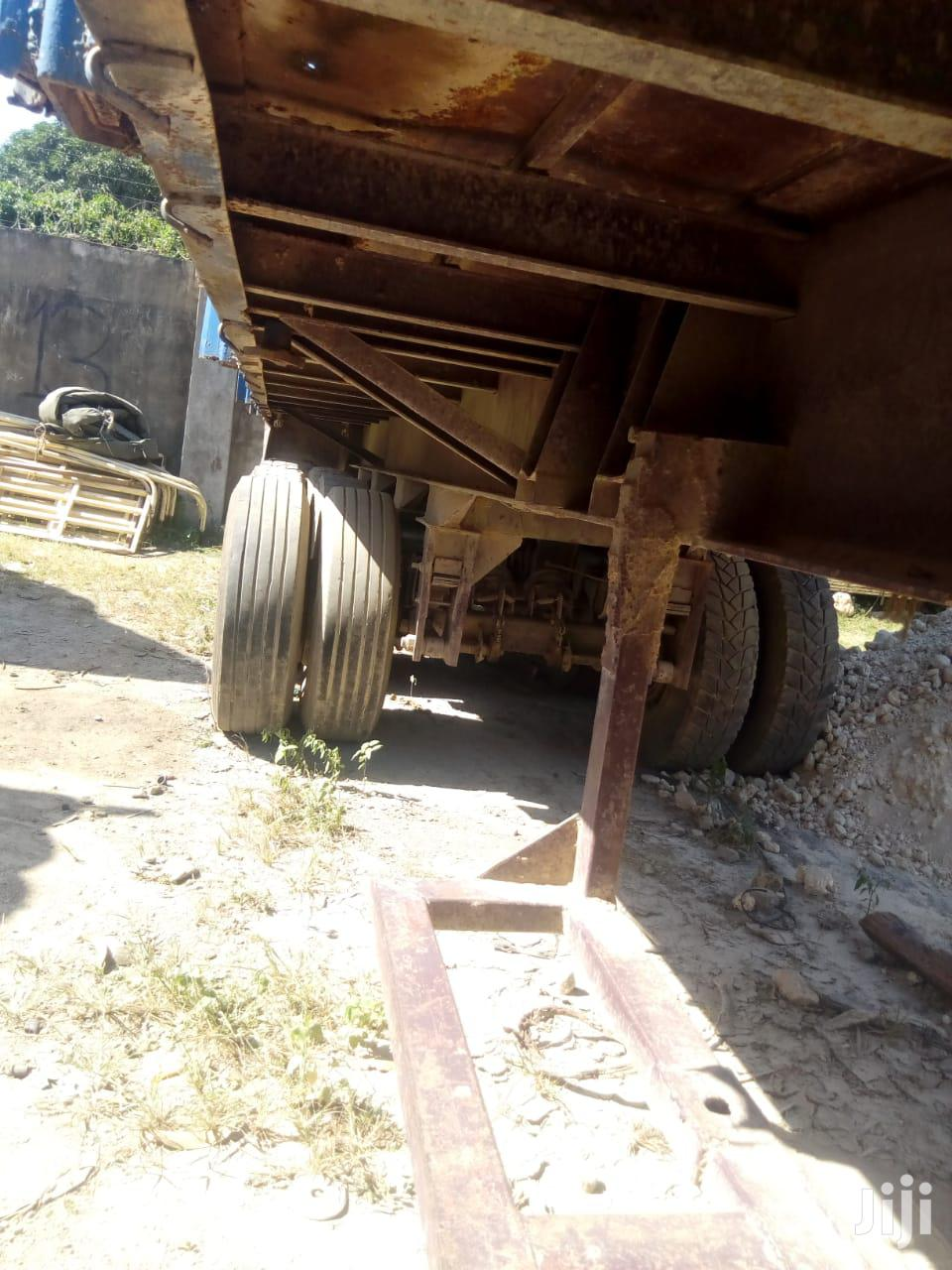 Bhachu ZC Highsided Trailer in Good Condition | Trucks & Trailers for sale in Changamwe, Mombasa, Kenya
