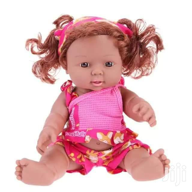African Dolls _talking