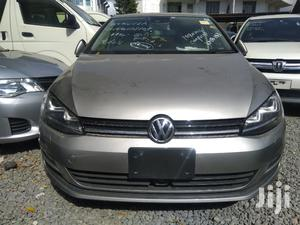 Volkswagen Golf 2013 Gray | Cars for sale in Mombasa, Mvita