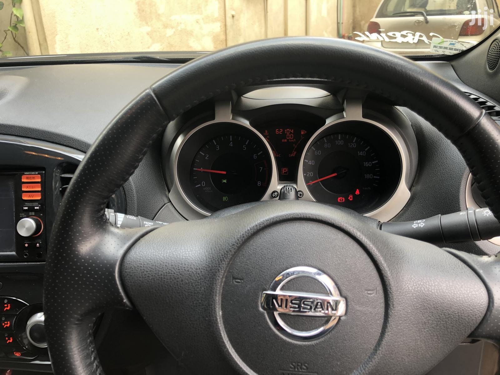 Archive: Nissan Juke 2013 Brown