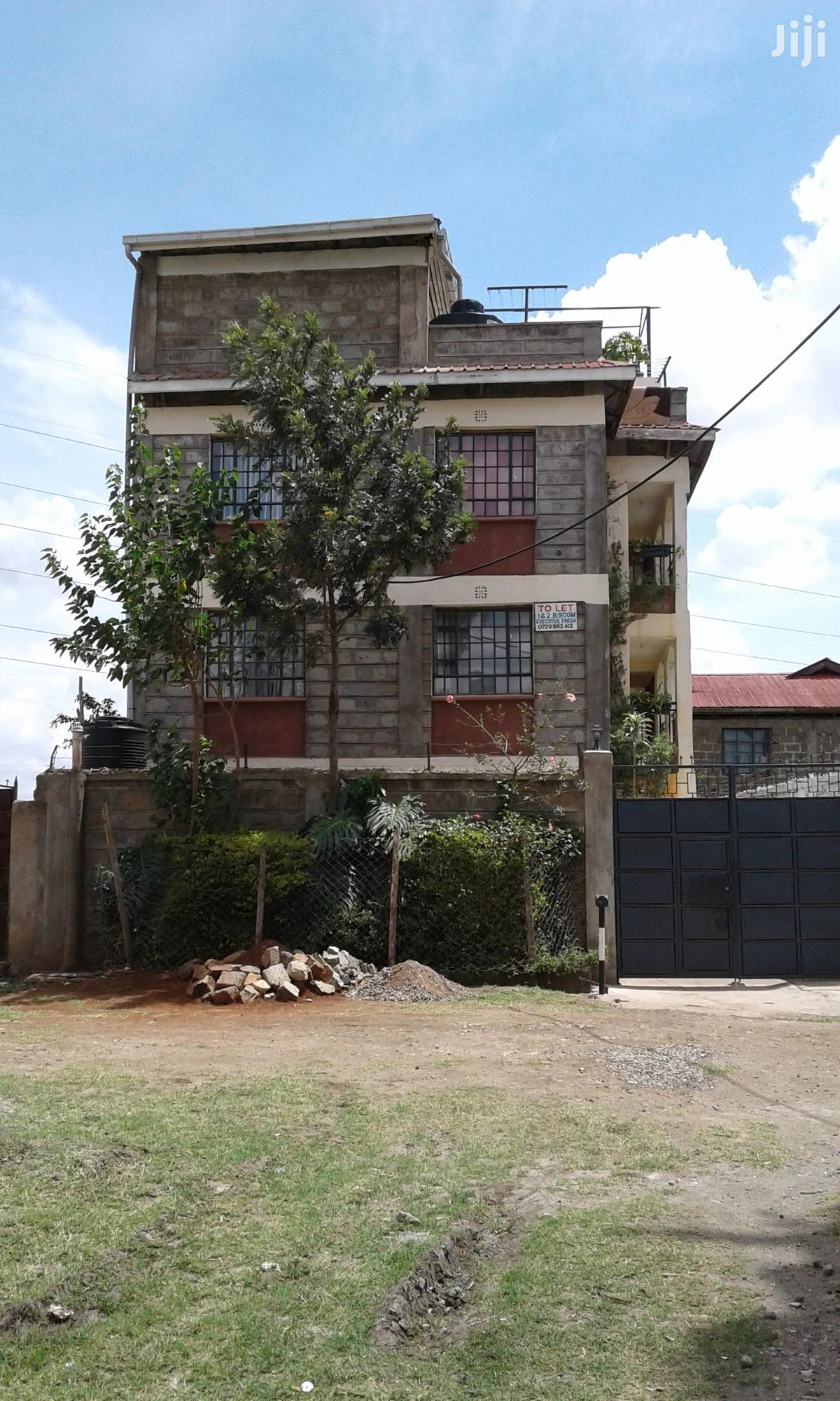 2 1br Bustani Apartments, Executively Finished