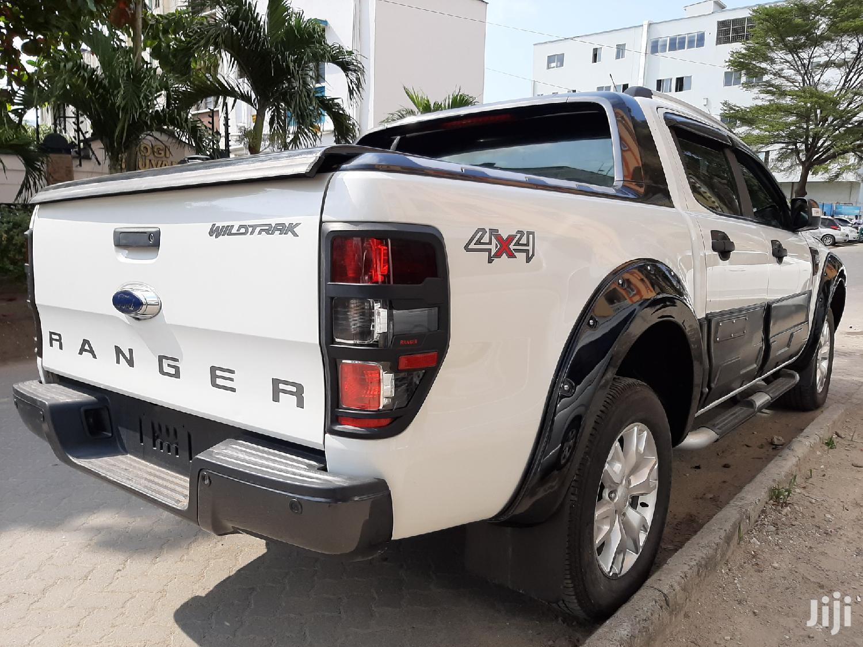 Ford Ranger 2013 White   Cars for sale in Mvita, Mombasa, Kenya